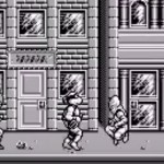TMNT Back from the Sewers Game Boy Foot Clan NYC