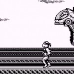 TMNT Back from the Sewers Game Boy Krang Walker