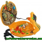 Mighty Max Playset Palace of Poison