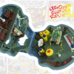 Mighty Max Escapes Skull Dungeon Doom Zone Playset Open