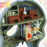 Mighty Max Escapes Skull Dungeon Doom Zone Playset Inside Lab