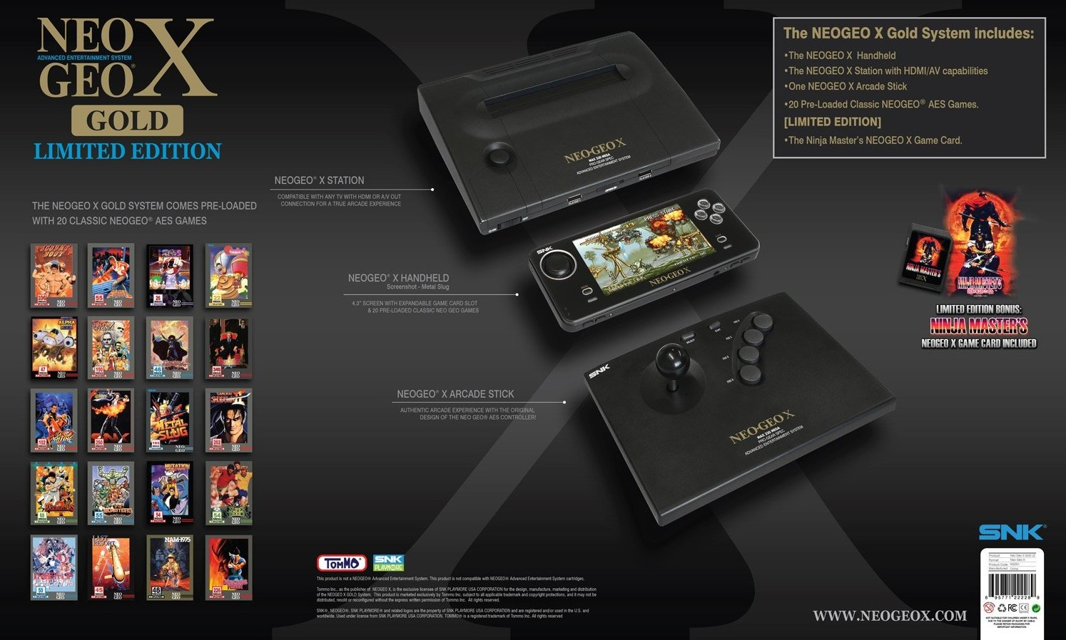 Neo Geo X Is It Worth It Leftover Culture Review
