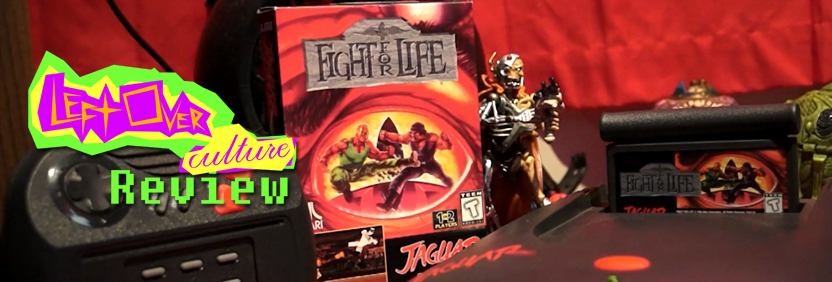 Fight for Life Atari Jaguar