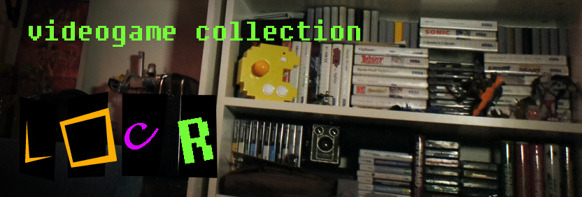 LOCR Videogame Collection