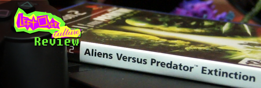 Alien Vs Predator PS2 Extinction