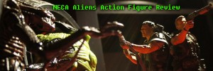 NECA Aliens Action Figure Review Slider