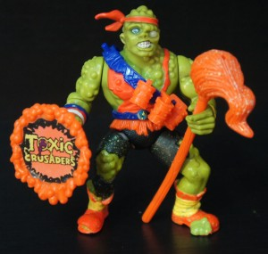 Toxie Action Figure
