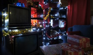 Games Room Christmas Decorations