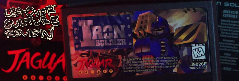 Iron Soldier Slider