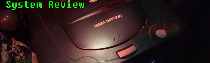 Sega Saturn Console Review