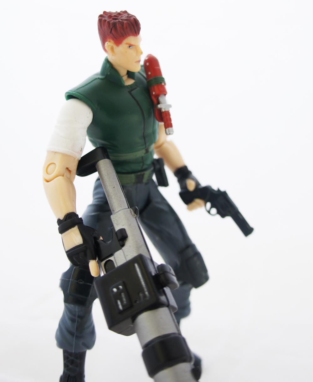 Resident Evil Action Figures Toy Biz 1998 Leftover