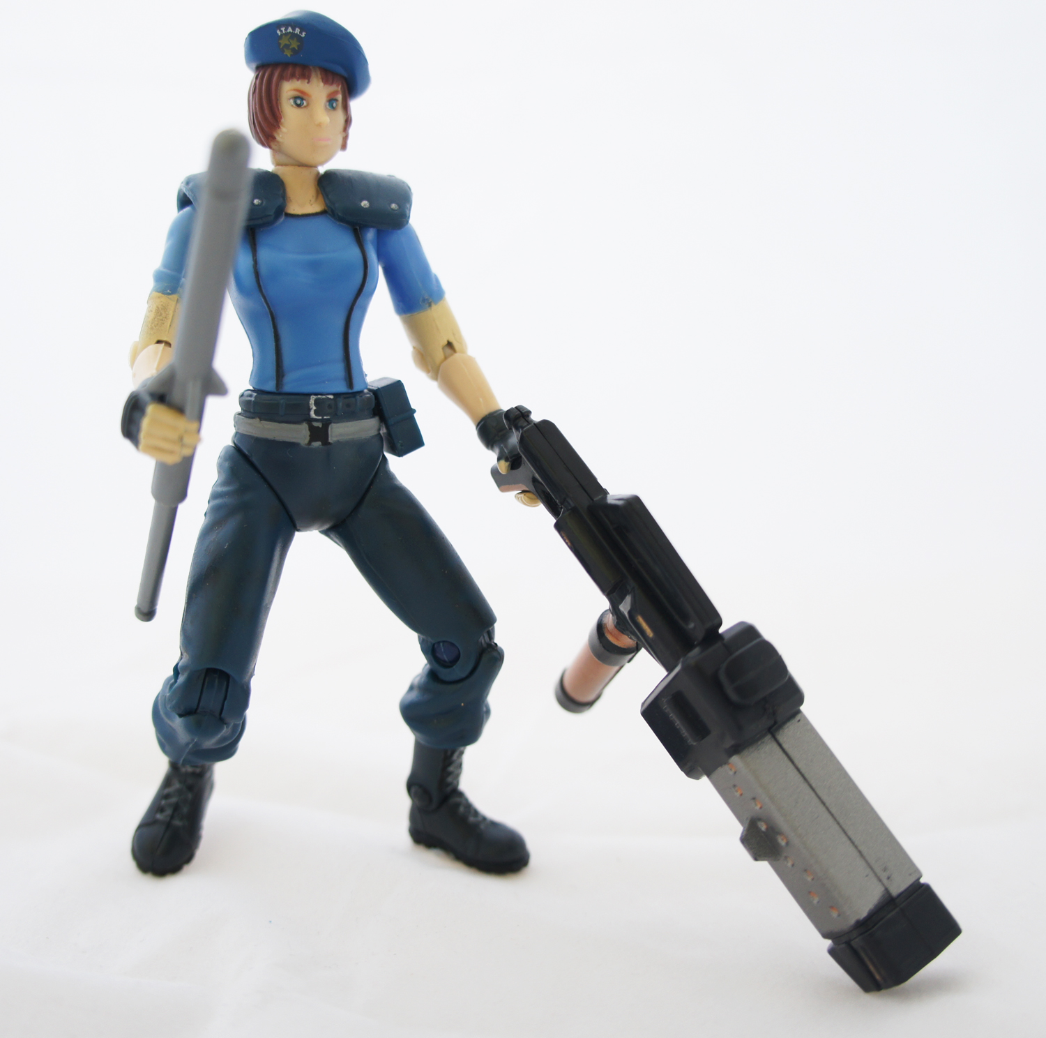 Resident Evil Action Figures Toy Biz 1998 Leftover