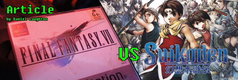 FF7 vs Suikoden Slider