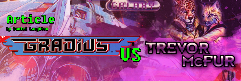 Gradius vs Mcfur Website Slider