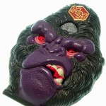 Mighty Max Tangles with the Ape King - Doom Zone Playset