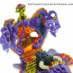 Mighty Max Grapples the Battle-Cat Gor