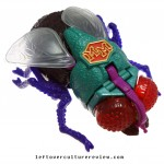 Mighty Max Squishes Fly Doom Zone Playset Closed