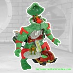 Ninja Turtles 1995 Action Figure Playset Open