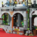 Ninja Turtles Custom Lego Sewer Lair
