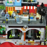 Lego MOC Sewer Lair Street Level