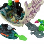 Mighty Max Bytes Cyberskull Playset