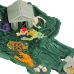 Mighty Max Grips Zombie Hand Graveyard