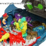 Mighty Max Playset Caught by Man Eater Shark