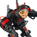 Mighty Max Shuts Down Cybot Playset