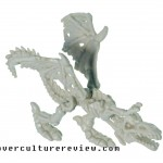 Skeleton Warriors Action Figure Shriek Dragon