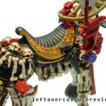 Skeleton Legion War Horse Vehicle