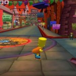 Simpsons Skateboarding PS2