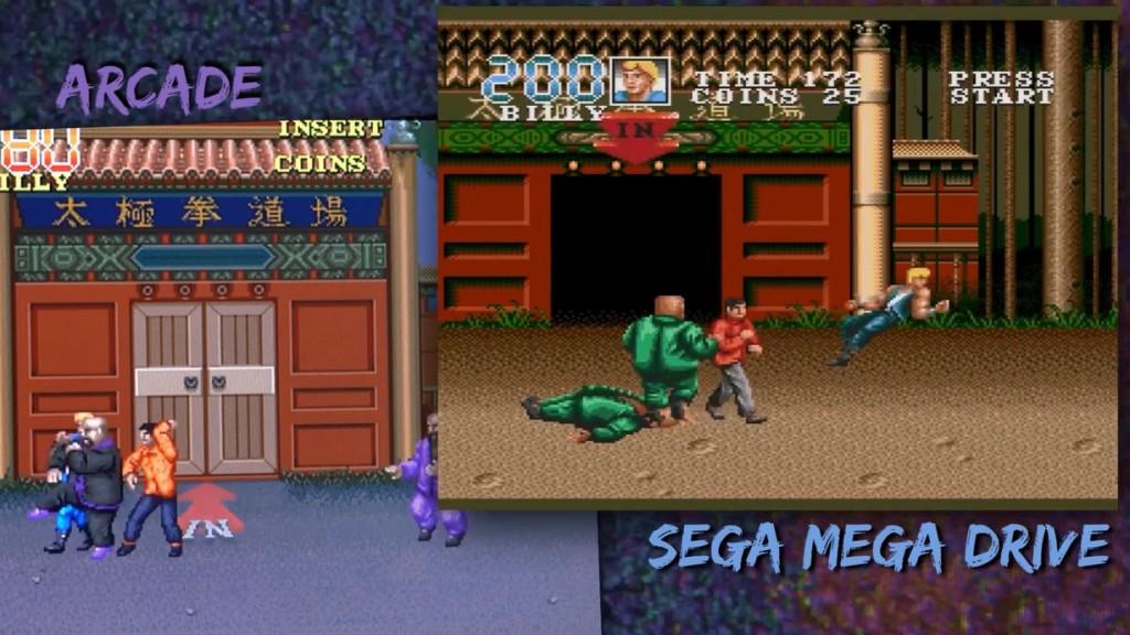 double dragon 3 arcade cabinet