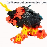 Mighty Max Melts Lava Beast Back