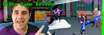 Double Dragon 3 Mega Drive Genesis Game Review