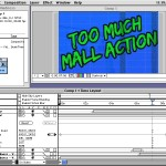 Macintosh Adobe After Effects 3. 1