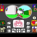 PAWS Macintosh Game Personal Automated Waggings System 3
