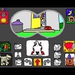 PAWS Macintosh Game Personal Automated Waggings System 7