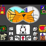 PAWS Macintosh Game Personal Automated Waggings System 9