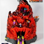 Mighty Max Skull Mountain Playset