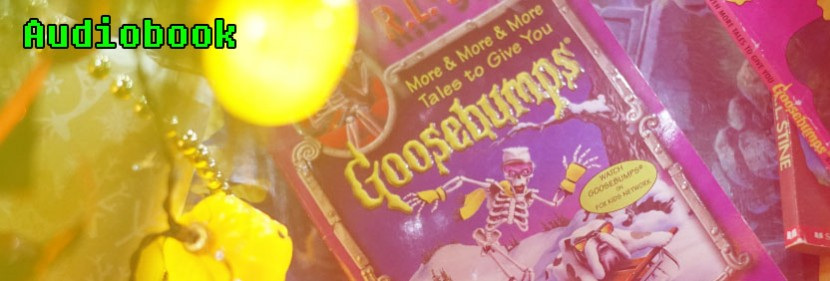 Goosebumps Christmas Audiobook