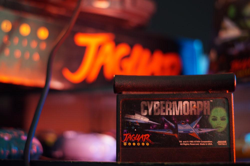 Cybermorph - Atari Jaguar Review - Leftover Culture Review